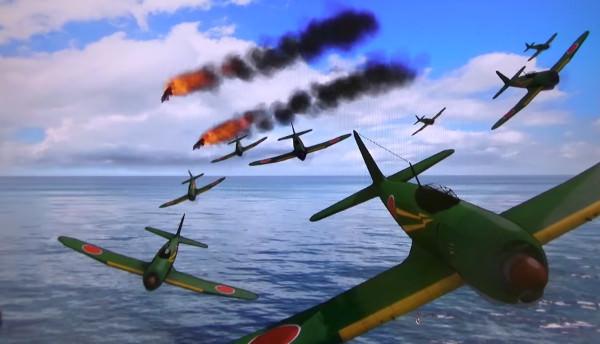 【艦これアーケード】艦載機の種類とそれぞれの特徴
